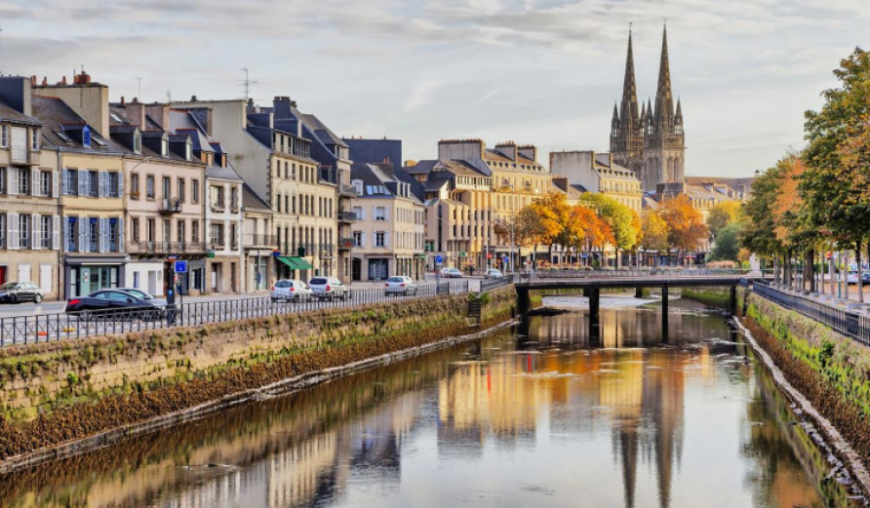 FARECO chooses IPL for Quimper traffic light management