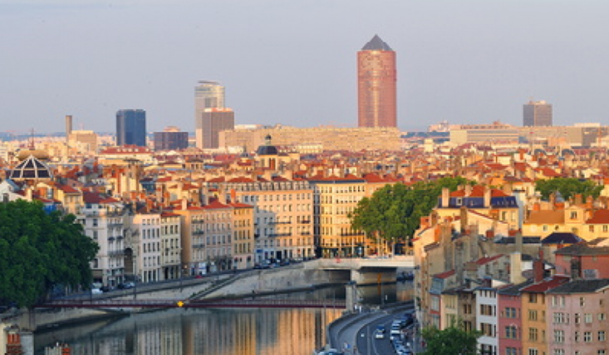 CEGELEC has chosen Etic Telecom for the wastewater management of the city of Lyon.