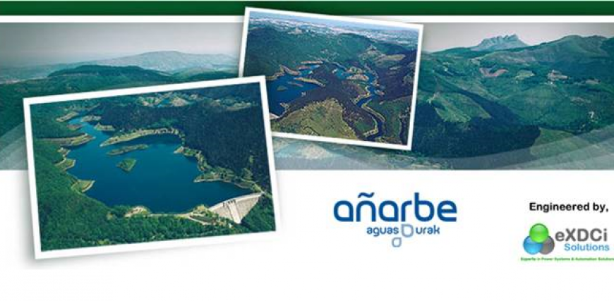 Aguas del Anarbe has selected Etic Telecom