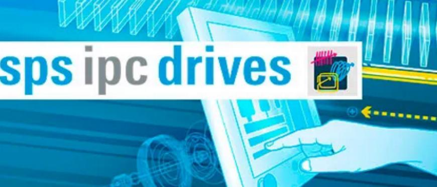 SPS IPC DRIVE 2016