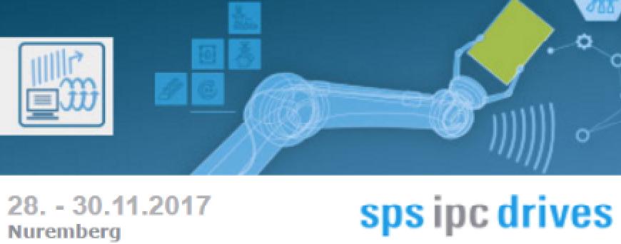 SPS IPC DRIVE 2017