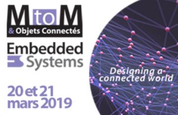 Salon MtoM & Objets Connectés