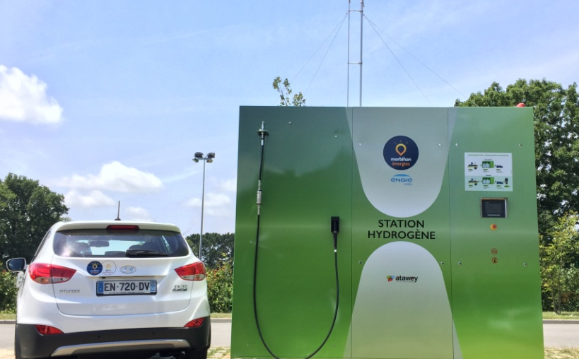 Atawey chooses RAS for remote maintenance of its hydrogen charging stations